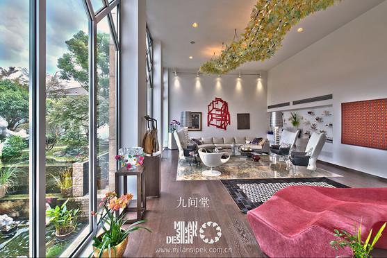 Interior Design in Shanghai