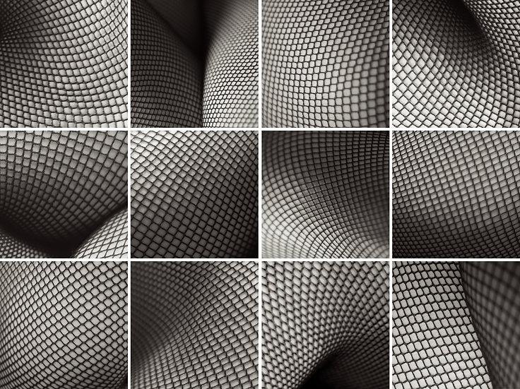 Fishnets - Large print