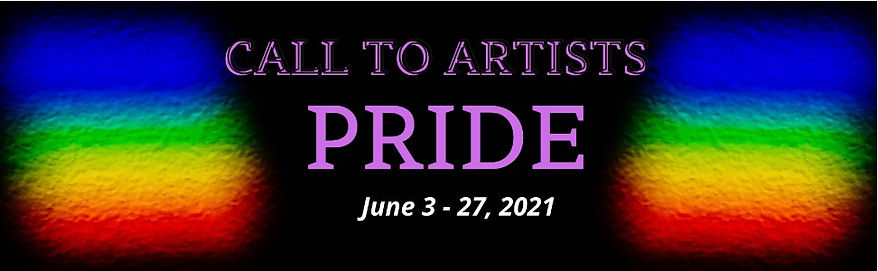 Pride 2021: Open Call for Art