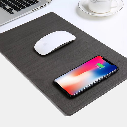 QI Mousepad mit wireless charging Funktion