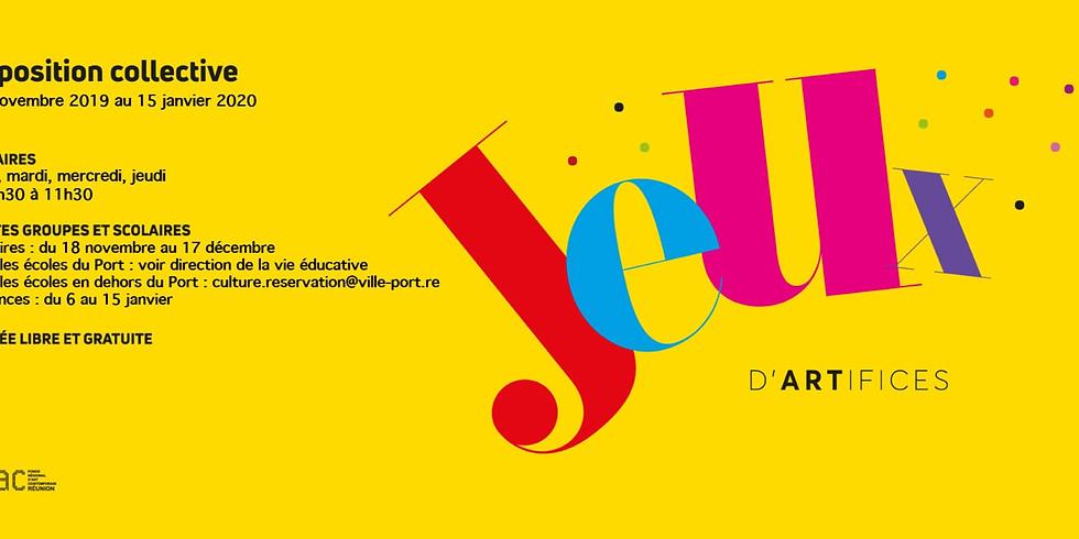EXPOSITION JEUX D'ARTIFICE