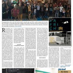 Le Journal de l'Île, 25 août 2019