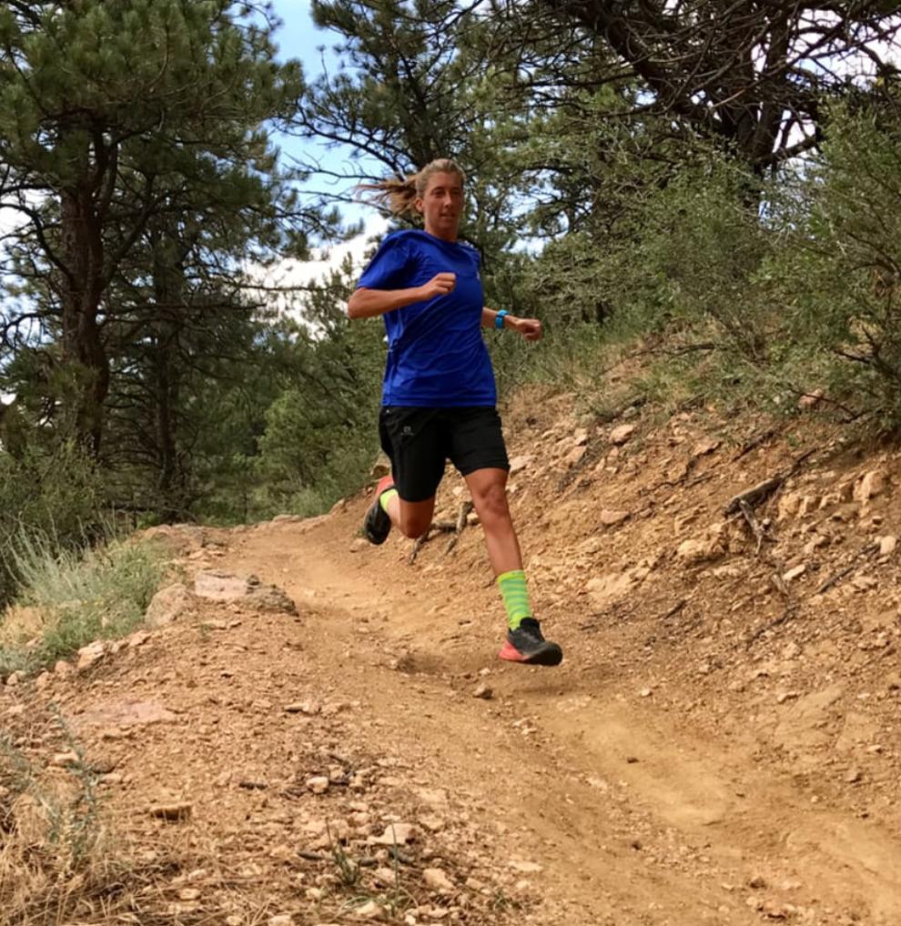 Redbull: Courney Dauwalter Trail Running