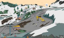 Illustration G-Ski
