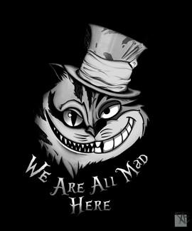 Tattoo Cheshire Cat