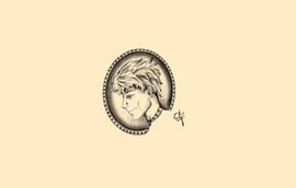 Tattoo Médaillon