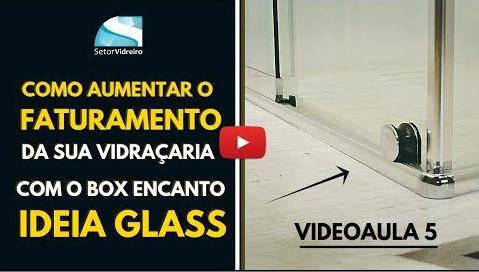 Aumente o faturamento com o Box Encanto da Ideia Glass