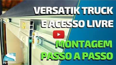 Versatik Truck - Montagem passo a passo