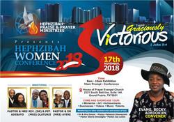 hephzibah women convention 2018