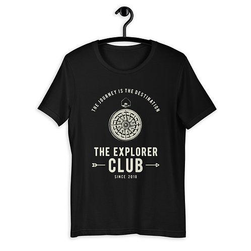 """Shirt """"The Explorer Club"""""""
