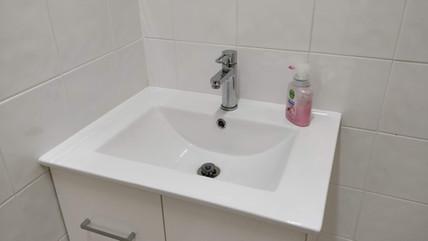 Standard/Economy sink
