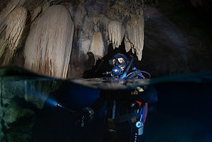 Christmas Island Thunderdome Cave credit
