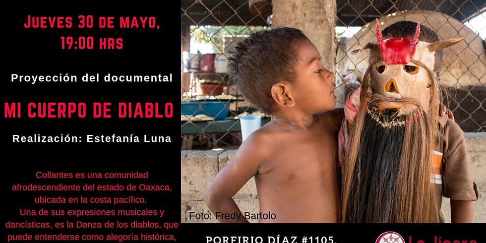 Proyección del documental: MI CUERPO DE DIABLO