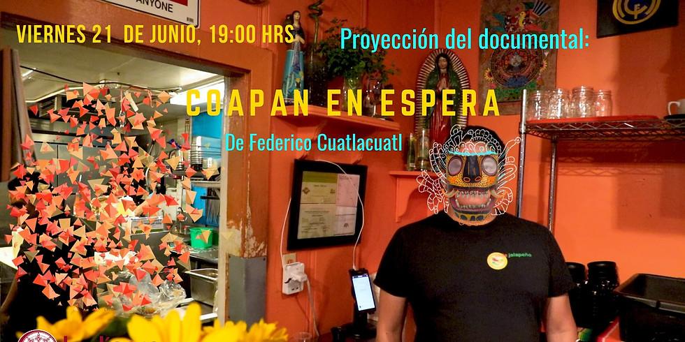 Proyección: COAPAN EN ESPERA