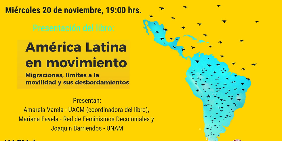 Presentación del libro: América Latina en Movimiento