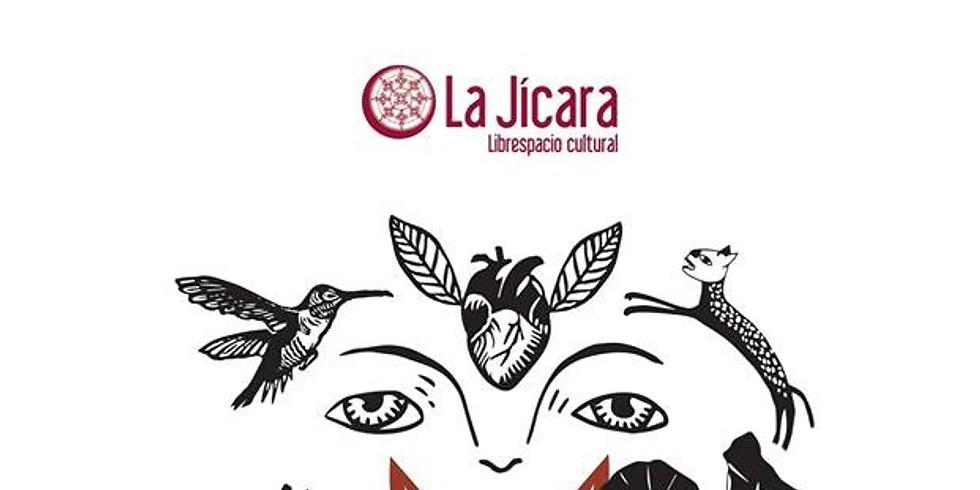Presentación de la Antología ORIGINARIA,gira de mujeres poetas en lenguas indígenas