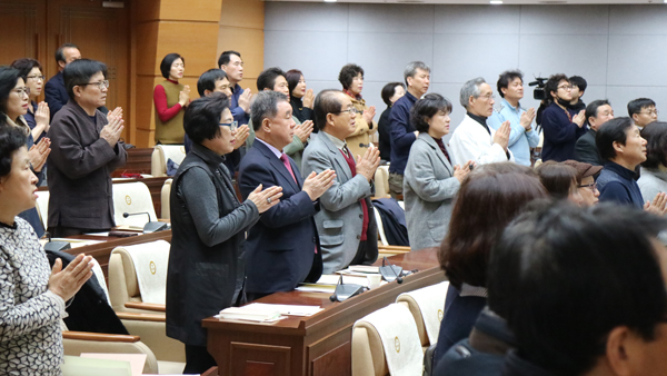 2017 신행혁신 실천 계율산림법회