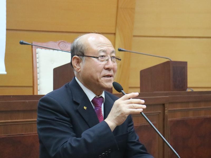 수도권 교구신도회 간담회