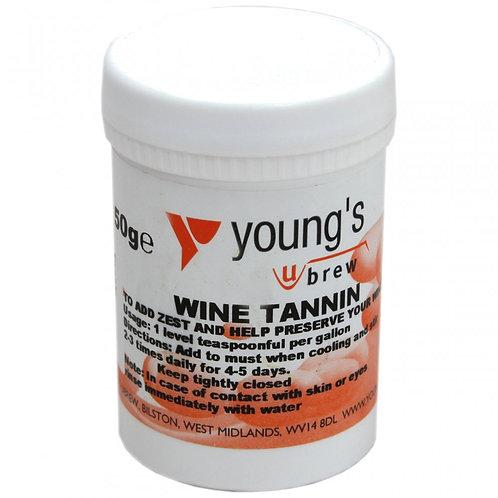 Wine tannin 50g