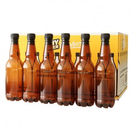 Coopers PET bottles 500ml (24)