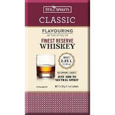finest reserve whiskey