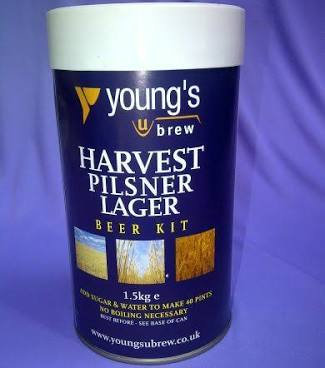 youngs harvest plis kit