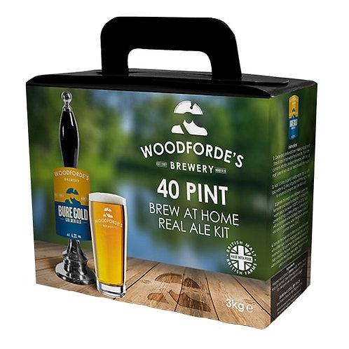 woodfordes bure gold 40 pint kit