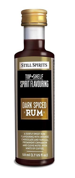 Dark spiced rum (formerly sea beast)