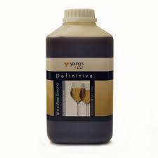 White grape juice concentrate 1ltr