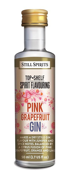 pink grapefruit gin