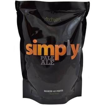 simply pale ale 40 pint kit