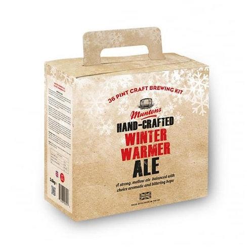 muntons winter warmer ale