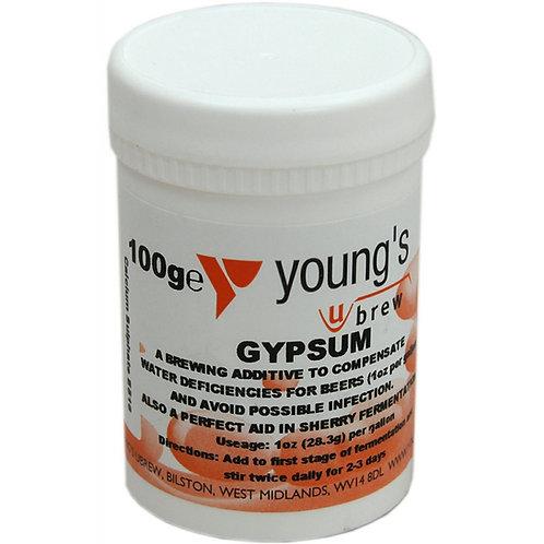 Gypsum (calcium sulphate) 100g