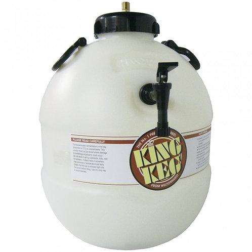 King keg top tap