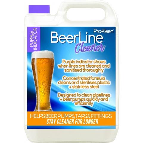 Pro kleen Purple Beer Line Cleaner