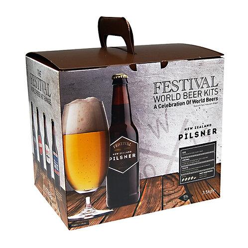 Festival New Zealand Pilsner