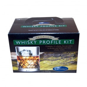 whiskey profile kit