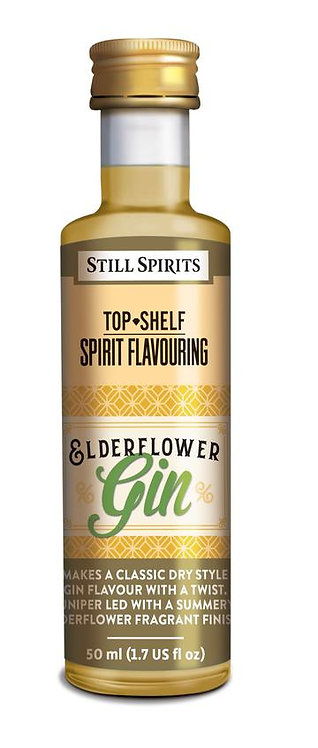 elderflower gin