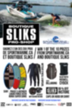 Concours Boutique Sliks