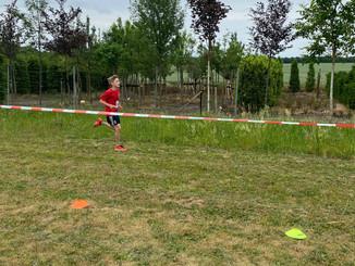 Kinderlauf in Schönfließ