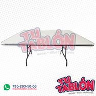 Mesa cuadrada 150x150cm cubierta de  ABS