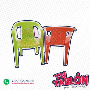 sillon apilable classic