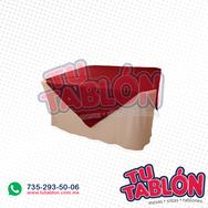 Cubre mantel 180x180