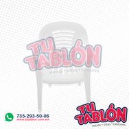 silla de plastico apilable cancun