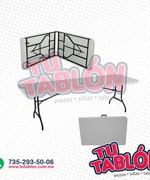Tablon portafolio 180x75 cubierta de pla