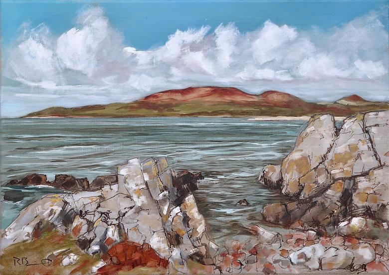 """""""Across Fleet Bay From Carrick Shore """" Richard Brinley"""
