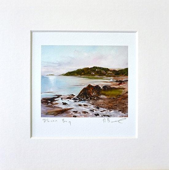 Dhoon Bay mini print