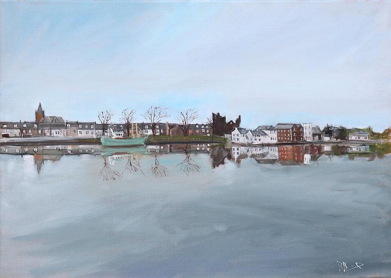 """Kirkcudbright Waterfront 2 """