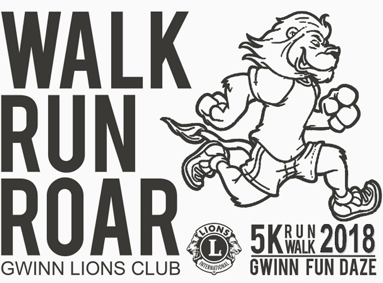 Walk Run Roar 5k