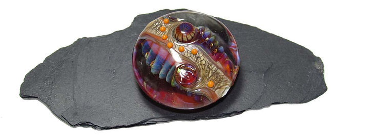 Glasperlen Manufaktur Millefiori